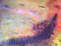 Geist der freiheit, Malerei, Abstrakt, Geist