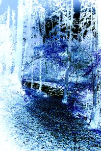 Natur modern, Atmosphäre, Digital, Digitale kunst