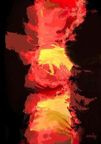 Rot schwarz, Abstrakt, Atmosphäre, Geld