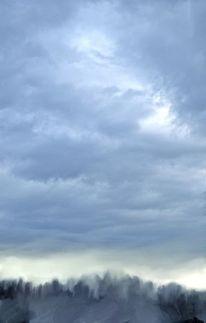 Unikal, Wald, Landschaft, Wolken