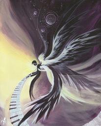 Stimmung, Klavier, Melancholie, Geist