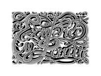Schrift, Tusche, Kalligrafie, Druck