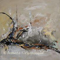 Malen mit acryl, Wohndesign, Moderne malerei, Gemälde