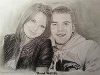 Bleistift zeichnungen, Portrait, Malerei, Zeichnungen
