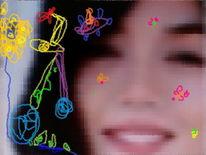 Gesellschaft, Digitale kunst, Fotografie, Menschen