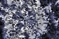 Ausdruck, Digitale kunst, Menschen, Schrei