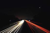 D90 langzeitbelichtung autobahn, Fotografie, Langzeitbelichtung, Autobahn