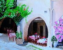 Malerei, Südfrankreich