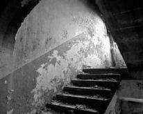 Treppe, Kälte, Geisterhaus, Feuchtigkeit