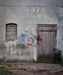 Tür, Pol, Wand, Farben