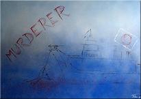 Meer, Mörder, Walfänger, Wasser