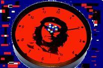 Messen, Che guevara, Uhr, Zeit