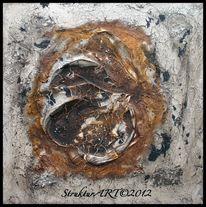 Beize, Pigmente, Zeitgenössische kunst, Marmormehl