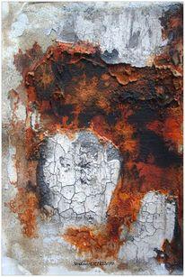 Beize, Marmormehl, Zeitgenössische kunst, Baumaterial
