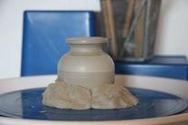 Keramik, Ton, Vase, Töpferei