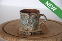 Keramik, Ton, Töpferei, Tasse