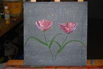Malerei, Alltag, Blumen