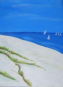Malerei, Meer