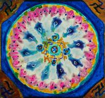 Mandala, Besinnlichkeit, Freude, Tiefe