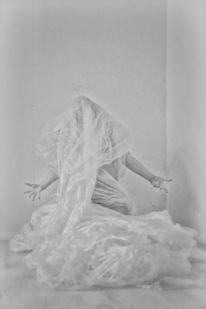 Organza, Bewegung, Unschärfe, Fotografie