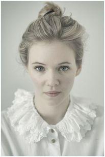 Gesicht, Spitze, Frau, Portrait