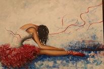 Tanzerin, Frau, Ballerina, Sinnlichkeit