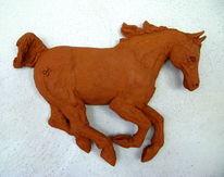 Pferde, Galopp, Arabisch, Vollblut
