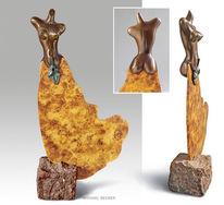 Model, Granit, Objekt, Felsen