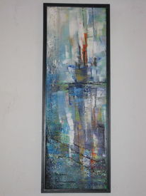 2012, Malerei
