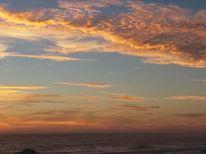 Stimmung, Atlantik, Romantik, Abend