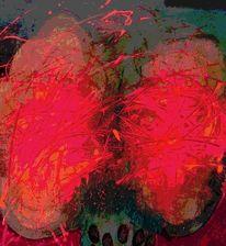 Temperament, Rot, Anziehung, Feurig