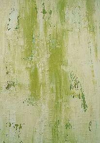 Malerei, Grün