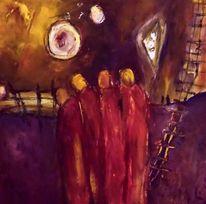 Malerei, Treffen