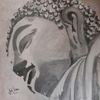 Malerei, Buddha, Kultur, Philosophie