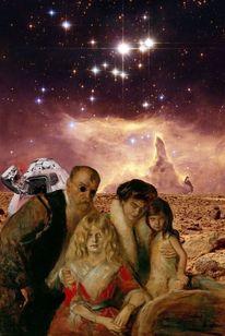 Lenbach, Selfie, Ngc6357, Mars