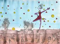 Tanz, Logisch, Bewusstsein, Unbewußtsein