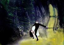 Caligari, Wunderland, Mischtechnik,