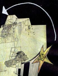 Traum, Stern, Luzid, Zeichnungen