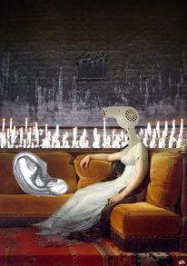 Kerzen, François gérard, Kevelaer, Ohr