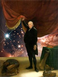 Universums, Peale, Illustrationen, Fantasie