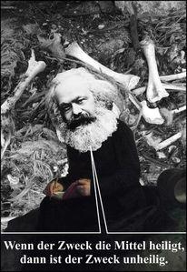 Zweck, Unheilig, Marx, Mischtechnik