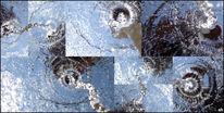 Fotografie, Collage, Wasser