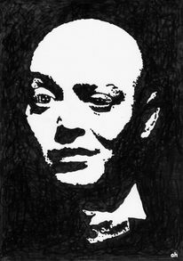 Peter lorre, Mad love, Illustrationen,