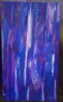 Leben, Acrylmalerei, 2013, Malerei