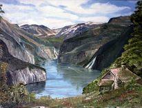 Malerei, Norwegen