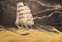 Wüstenschiff, Malerei, Design