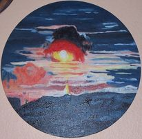 Ölmalerei, Weltungang, 2012, Malerei