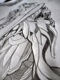 Anschluss, Zeichnungen