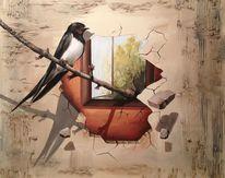 Malerei, 3d