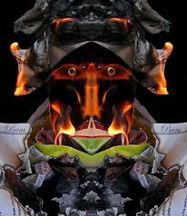 Makro, Elemente, Feuer, Mystik